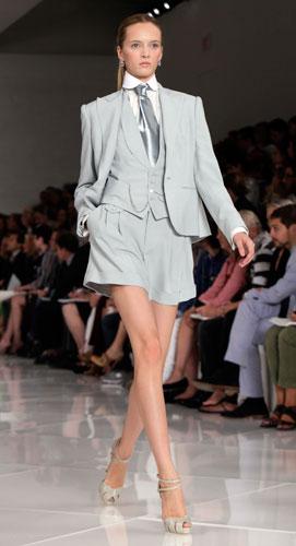 Ralph Lauren: completo pantalone corto