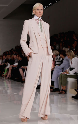 Ralph Lauren: completo pantalone
