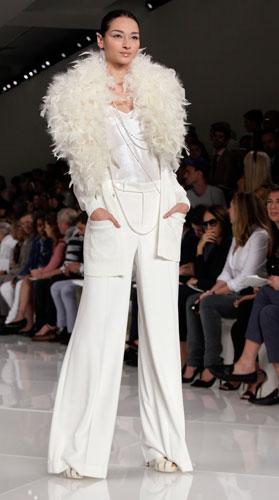 Ralph Lauren: pantaloni palazzo