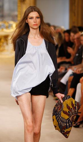 Simonetta Ravizza: Giacca - Shorts - Borsa -