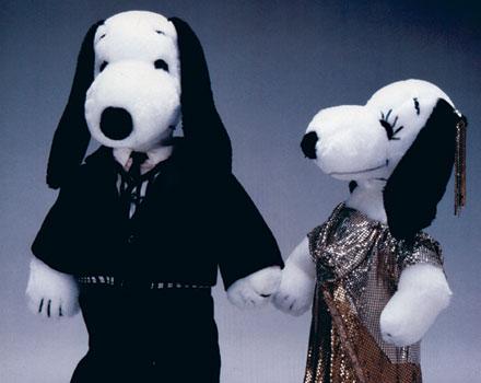 Versace per Snoopy