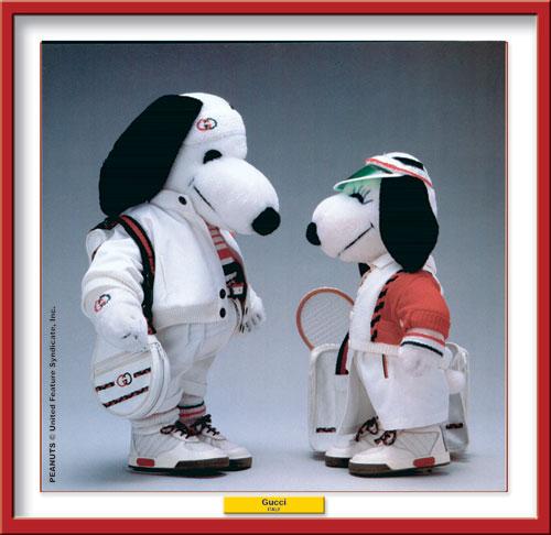 Gucci per Snoopy