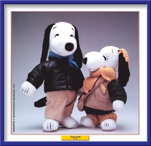 Trussardi per Snoopy