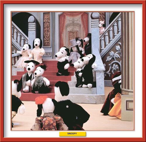 Collettiva Snoopy