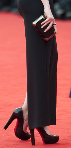 Keira Knightly sul red carpet