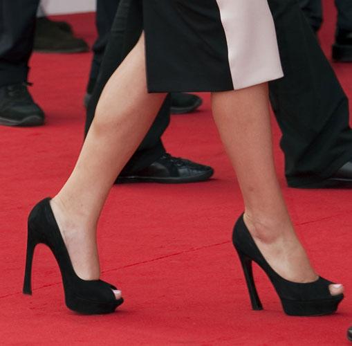 Kate Winslet sul red carpet