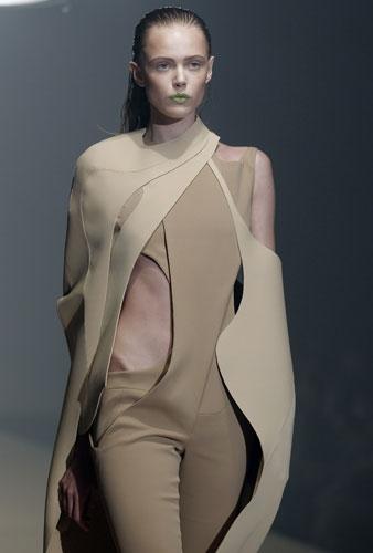 Thierry Mugler abito