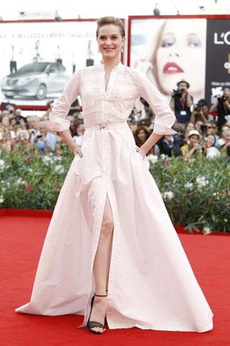 Evan Rachel Wood a Venezia