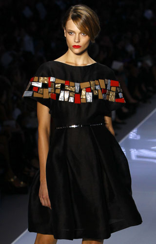 Christian Dior, abito corto
