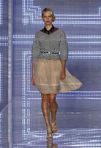 Christian Dior, gonna e giacca