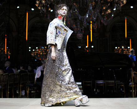 Vivienne Westwood, abito lungo
