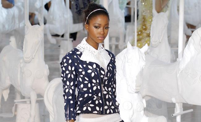 Louis Vuitton, tutte sulla giostra!