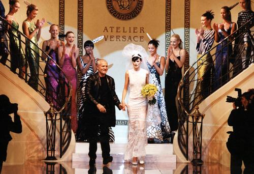 Stella Tennant Gianni Versace
