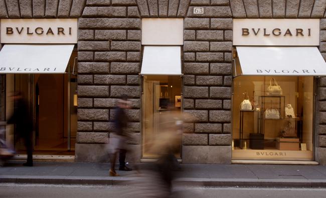 Boutique Bulgari