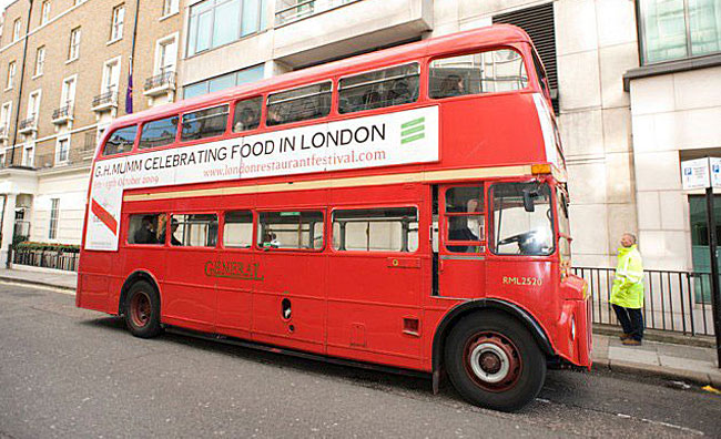 Routemaster buses