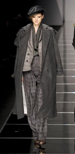 Cappotto lungo Haute