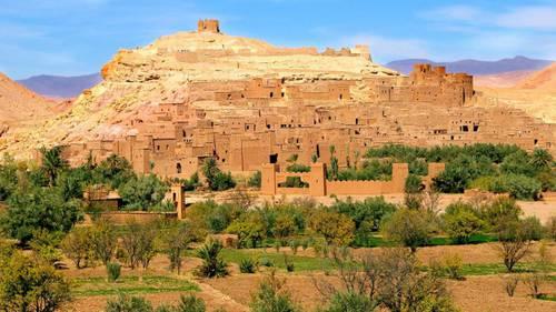 Marocco: dormire in una kasbah