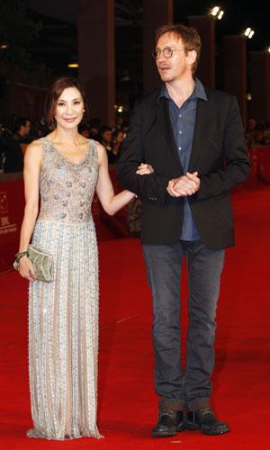 Michelle Yeoh in Valetino Garavani