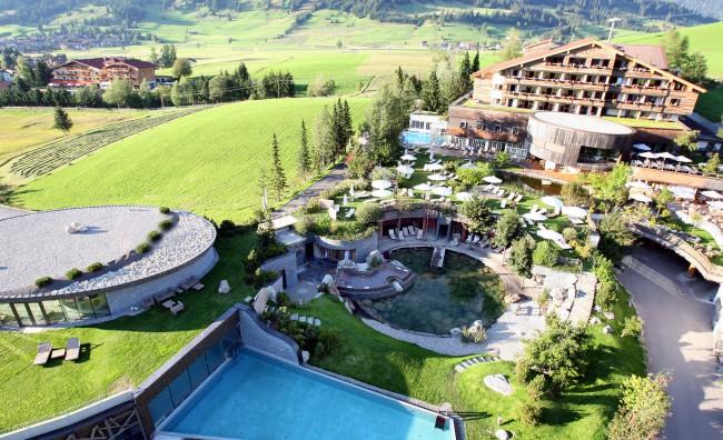 Hotel Jungbrunn Tirolo valle Tannheimertal