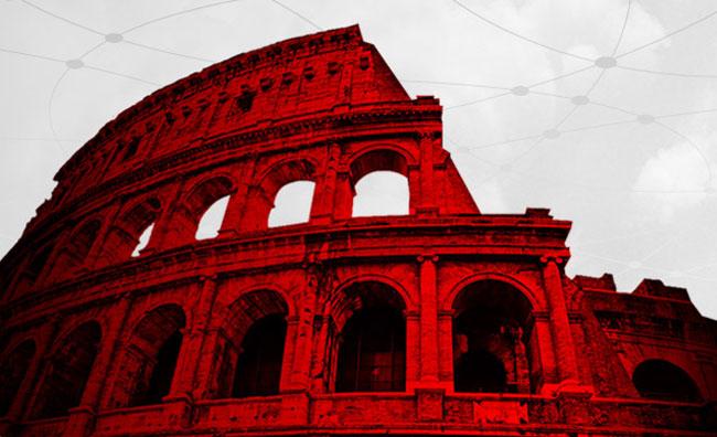 La prima guida mobile di Roma