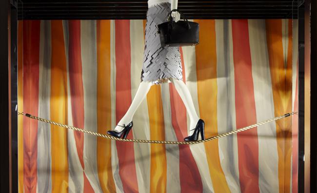 Vetrina Louis Vuitton