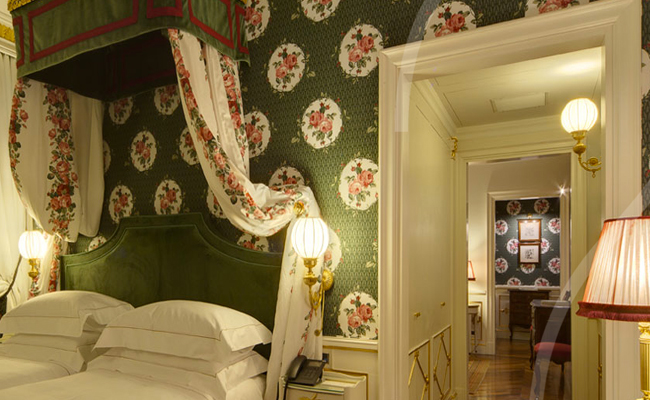 L'hôtellerie di lusso a Firenze