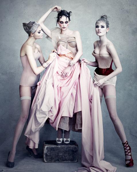 Dior Couture by Patrick Demarchelier, il libro