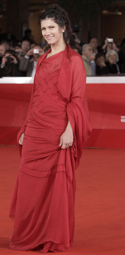 Elisa sul red carpet