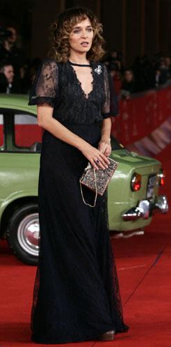 Valeria Golino al Festival di Roma