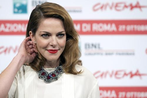 Claudia Gerini Il mio Domani