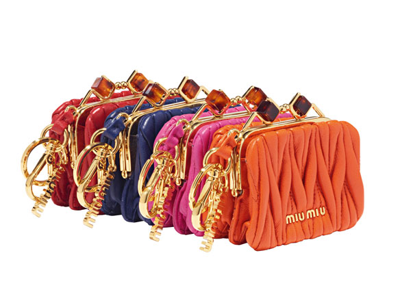 Borse colorate Miu Miu  Gifts Collection