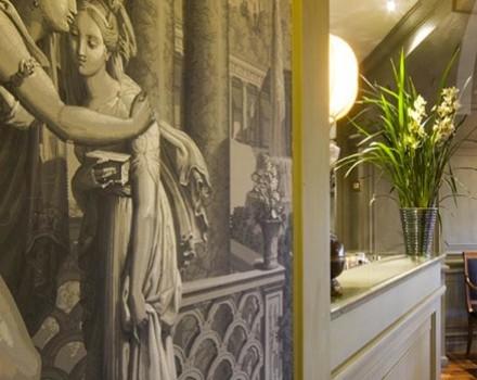 Ingresso Hotel Santa Maria Novella