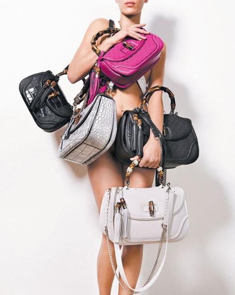 Mini e maxi, tutte le borse dell'inverno
