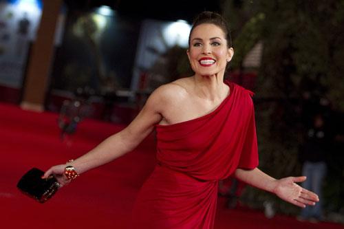 Noomi Rapace al Festival del Film di Roma