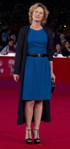 Astrid Whettnall al Festival del Film di Roma