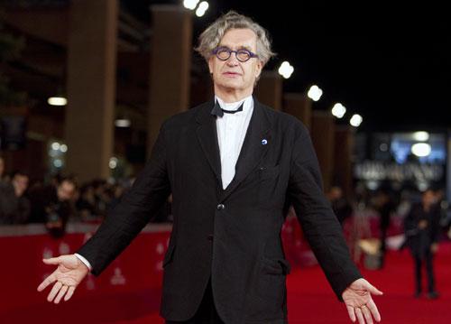 Wim Wenders al Festival del Film di Roma