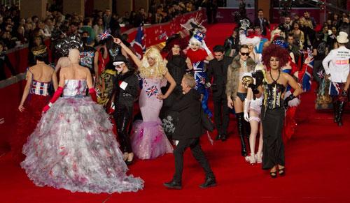 Drag Queens al festival di Roma
