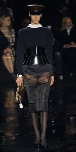 Sfilata Louis Vuitton Autunno Inverno 2011 201