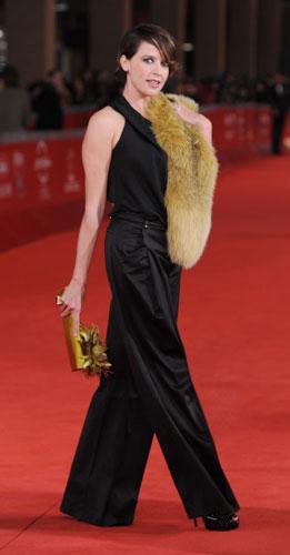 Irene Ferri in Gucci