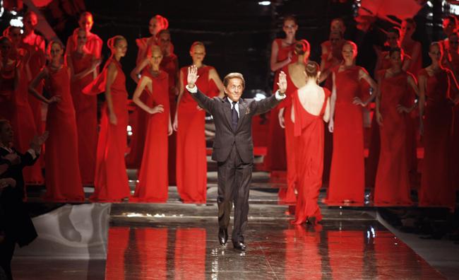Sfilata Valentino 2008