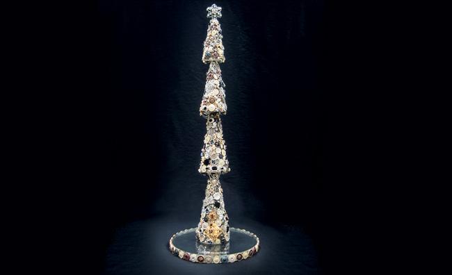 Il Natale degli alberi d'Autore