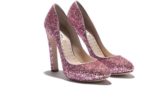 Le scarpe per le sere di festa