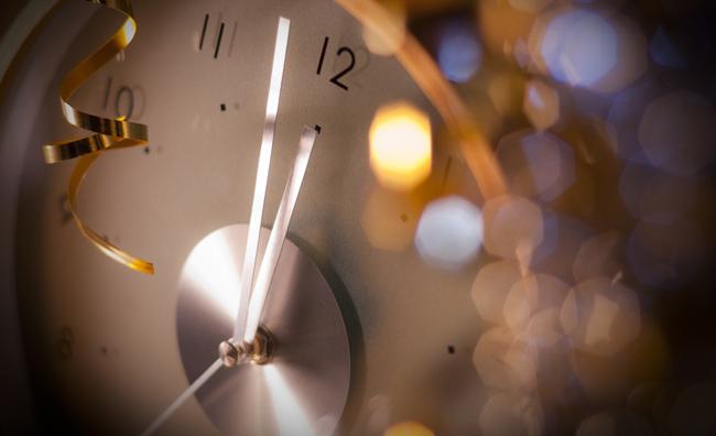 Orologio a mezzanotte