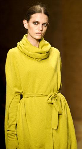 Abito giallo limone Laura Biagiotti