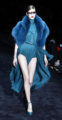Completo Blu Gucci