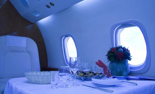 Il gourmet viaggia in alta quota