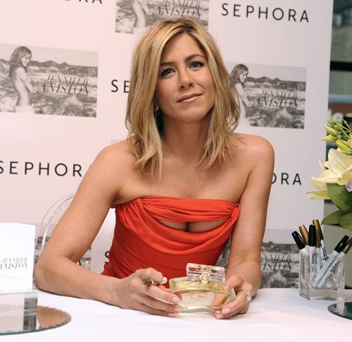 Jennifer Aniston profumo Sephora