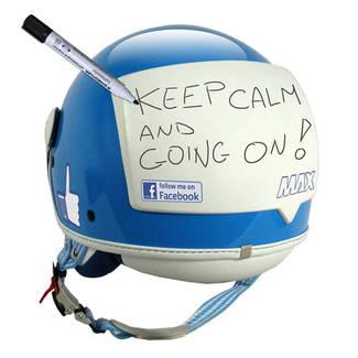 casco Social Network di Max