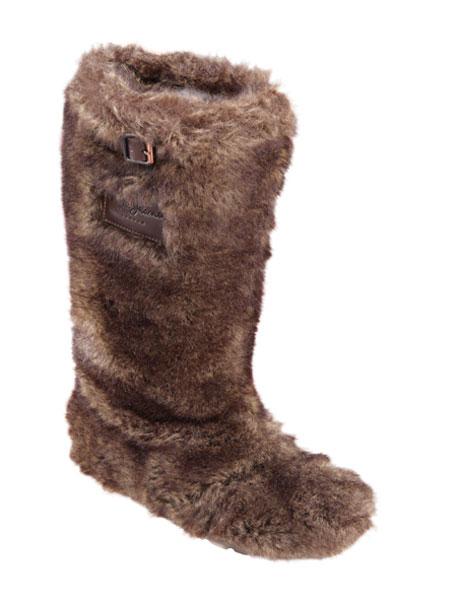 Stivali in pelliccia Pepe Jeans London Footwear