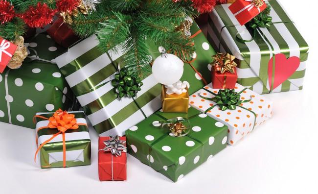 I regali di Natale? Le scatole magiche